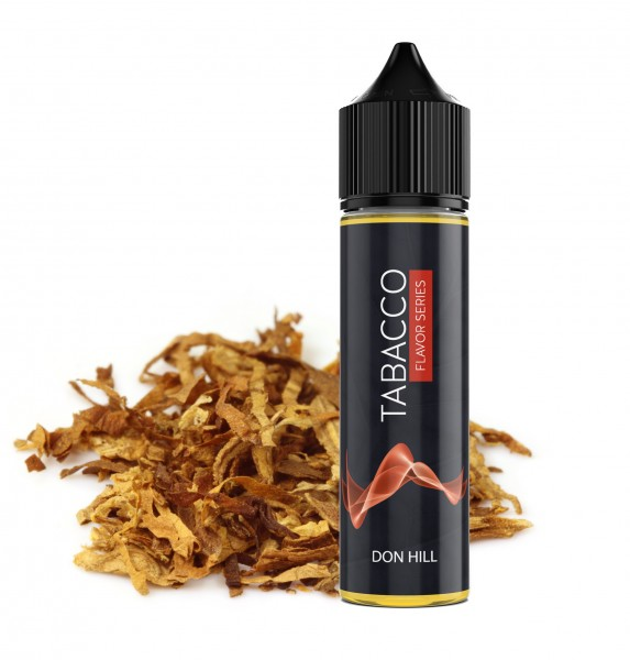 DON HILL - Tabacco Flavor Series - 10ml Aroma