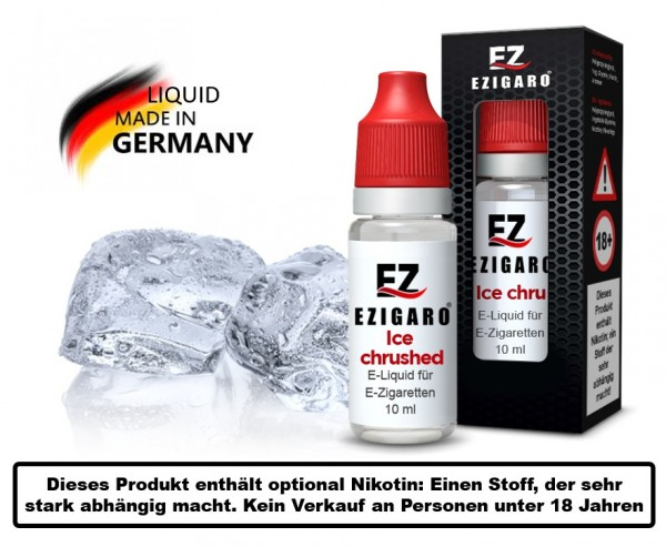 Ice crushed - Liquid für E-Zigaretten